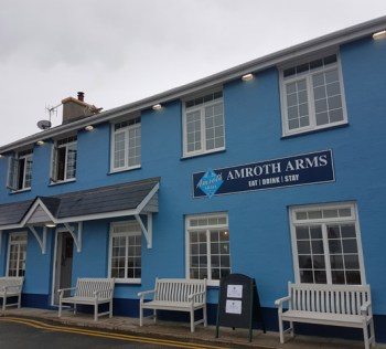 Amroth Arms Refurbishment