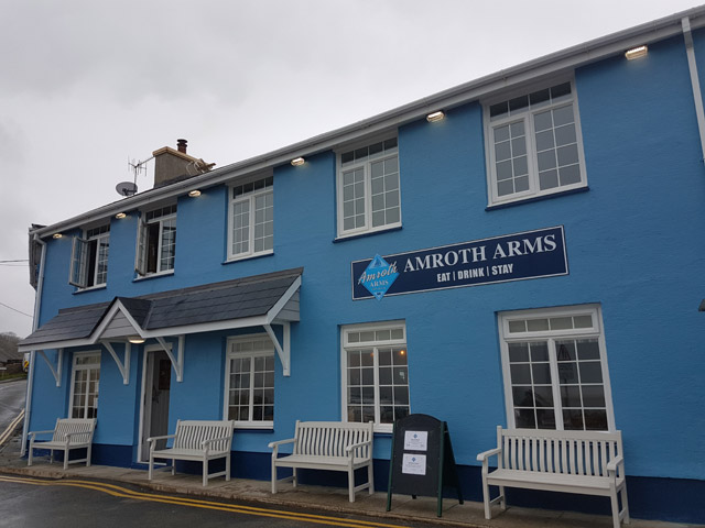 Amroth Arms Refurbishment