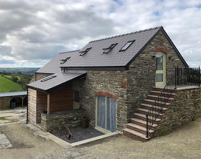 Barn Conversion Whitland