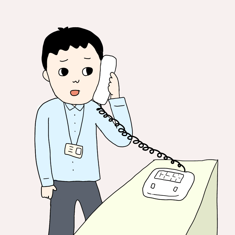 医療事務の電話対応