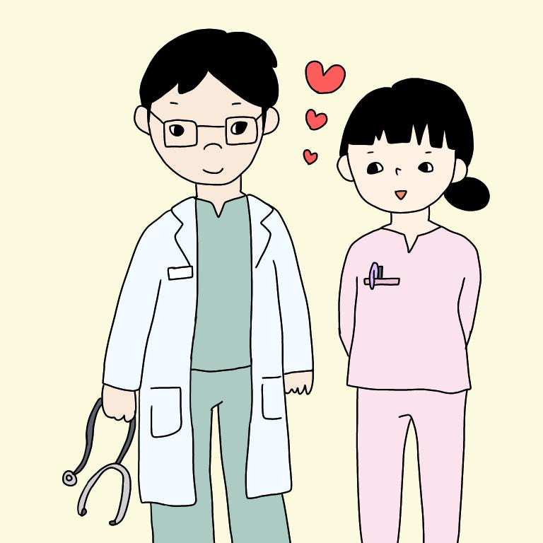 医療事務結婚