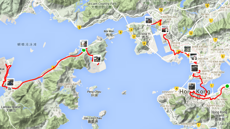 Tung Chung Route