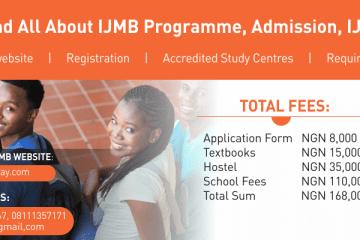 IJMB 2019/2020 Registration Closes