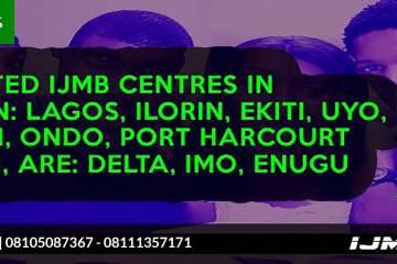 IJMB Centres Website