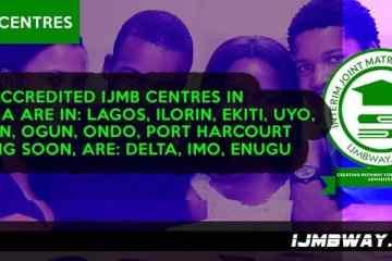 IJMB Centres