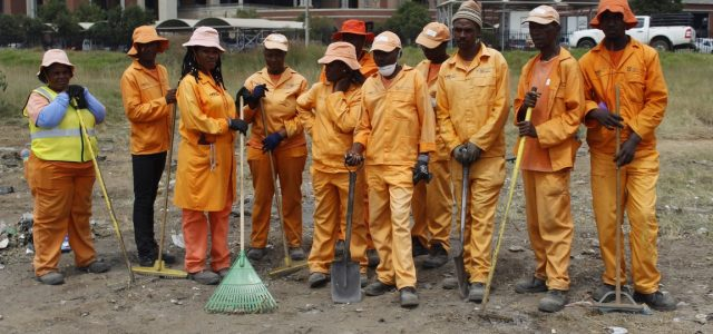 Cleaners required urgently: Salary R7 300 per month