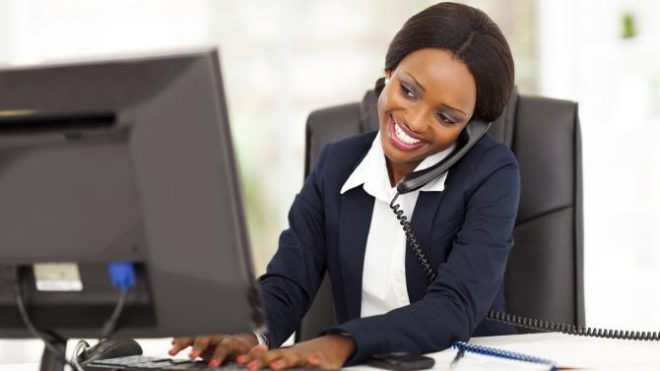 Receptionist wanted immediately: APPLY NOW