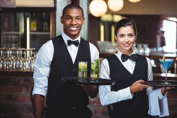 Waiter Staff wanted immediately: Salary R20 an hour