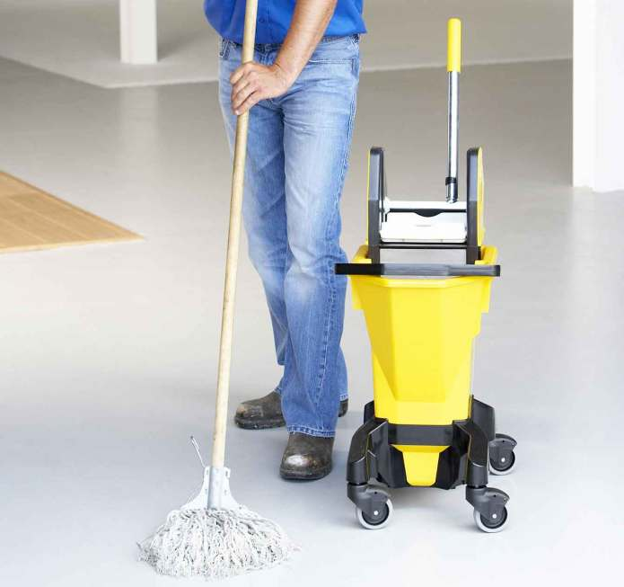 Cleaners wanted immediately: Salary R6 500 per month