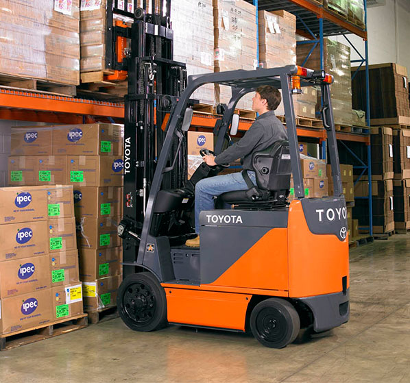 Forklift Truck Operator and Picker urgently wanted: APPLY NOW