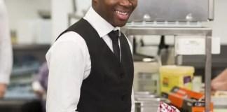 Kitchen Steward