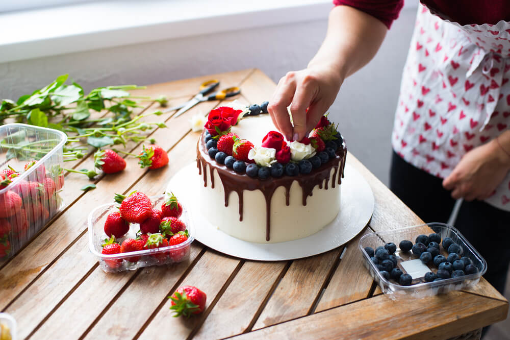 Cake Decorator Wanted Immediately Salary R1 000 To R10