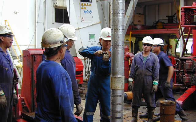 Drilling Engineer wanted immediately: Salary R15 000 to R17