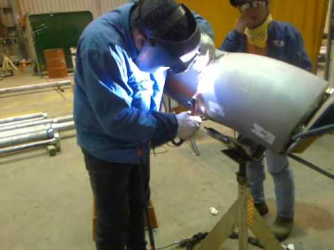 Coded Welder