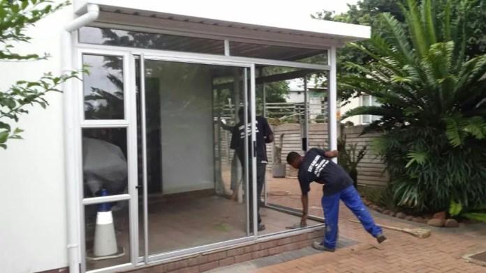 Aluminium Window/Door Installer