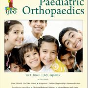 International Journal of Paediatric Orthopaedics