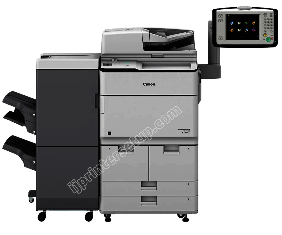 Canon imageRUNNER ADVANCE 8595 PRO III Driver