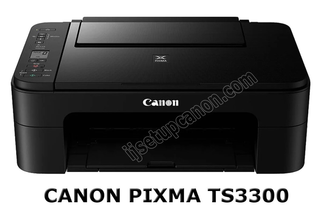 IJ Start Canon TS3300