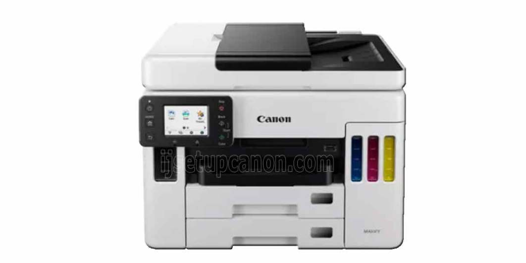 Canon MAXIFY GX7040 Driver Software Download