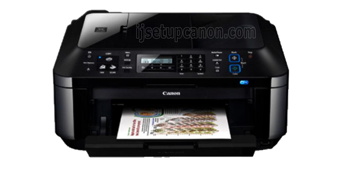 Canon Pixma MX410 Driver Software Download