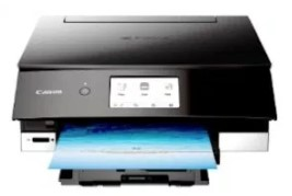 Canon PIXMA TS8200 Drivers Download