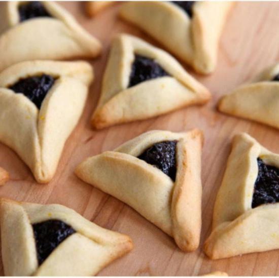 Пироги с начинкой из чернослива