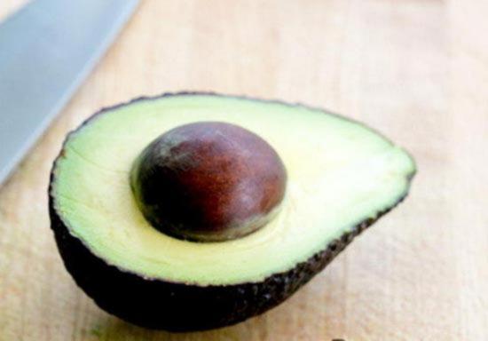 как почистить авокадо пошаговый рецепт
