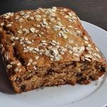 Ирландского чайный хлеб с изюмом