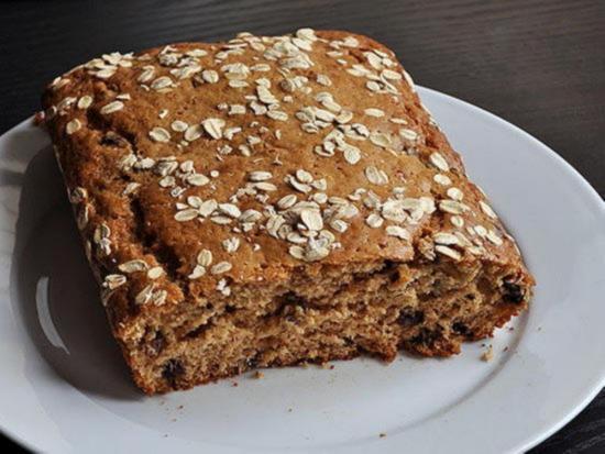 Irlandskogo chajnyj hleb s izyumom