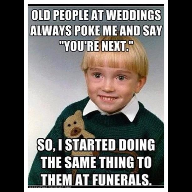 Image of: Rude Full Size 612 612 Attached Funny Meme Just Went Crazy Wordpresscom Peopleweddingsnextfuneralsmemekidfailsayingfunnyfunnypics