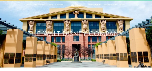 the walt disney company- what is wordpress