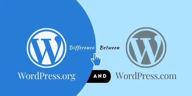 difference between wordpress.com and wordpress.org- what is wordpress