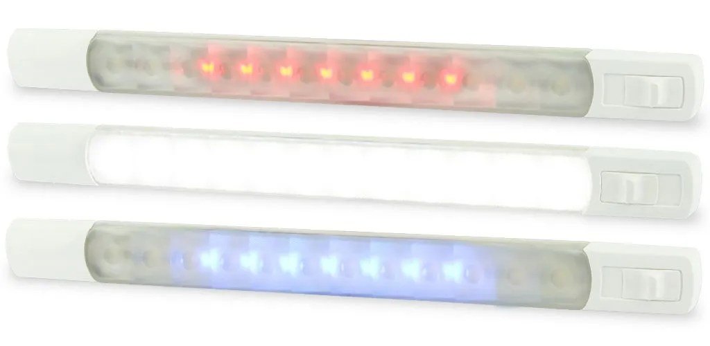 led interior exterior strip lamp dual