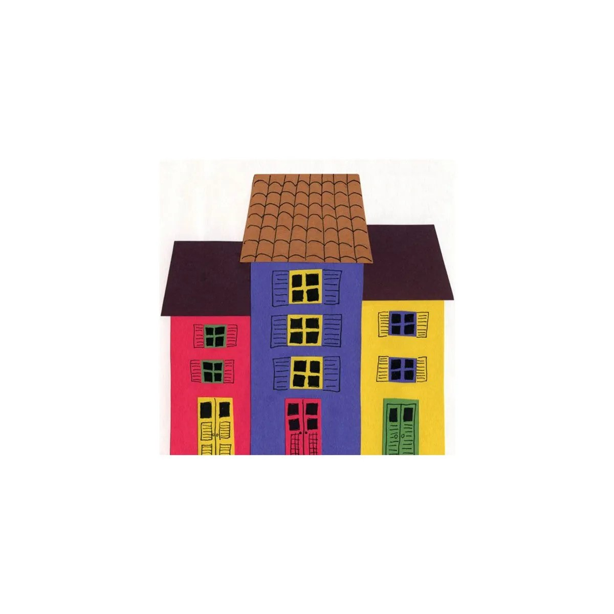 Strathmore 100 Construction 8 Assorted Shades Polypack