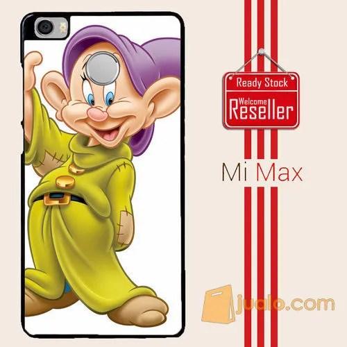 Disney Snow White 7 Dwarf Dopey Z0704 Xiaomi Mi Max Casing Custom Har Semarang Jualo