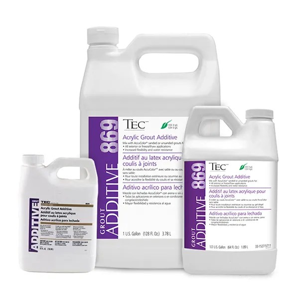 tec acrylic grout additive 62038