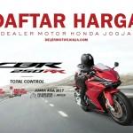 Daftar Harga Motor Honda Jogja Terbaru Termurah 2020