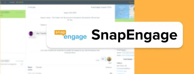 SnapEngage Live Chat Plugin for WordPress