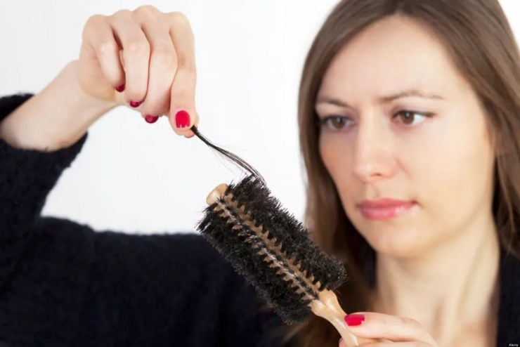 5 Simple Ways To Control Hair Fall Hair Transplant Dubai