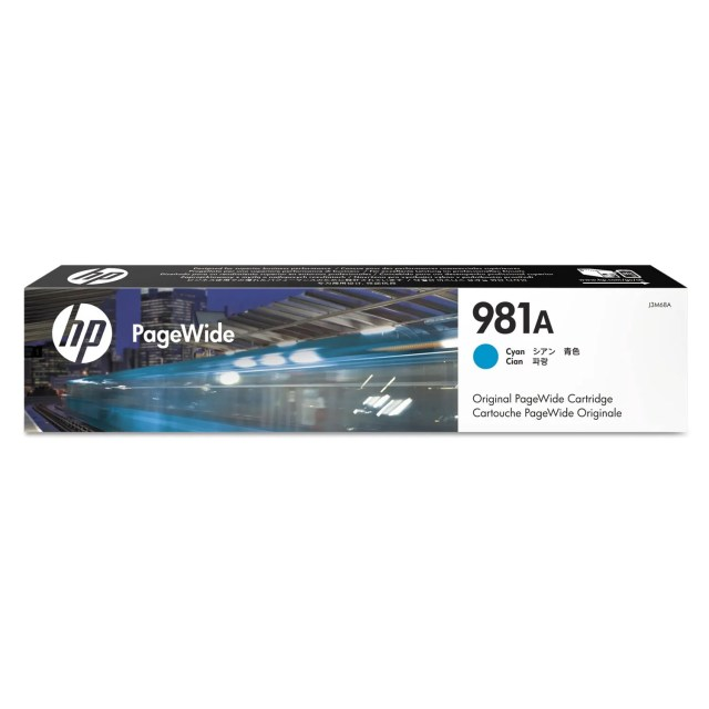 HP 29, (T29B294A-G) Cyan Original Ink Cartridge for US Government