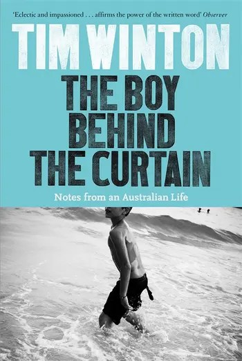 the boy behind the curtain by tim