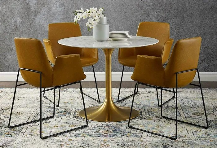 12 Brilliant Dining Table Ideas For Your Small Space Living In A Shoebox