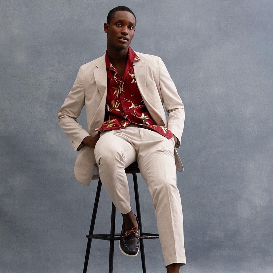 Your Most Versatile Suit