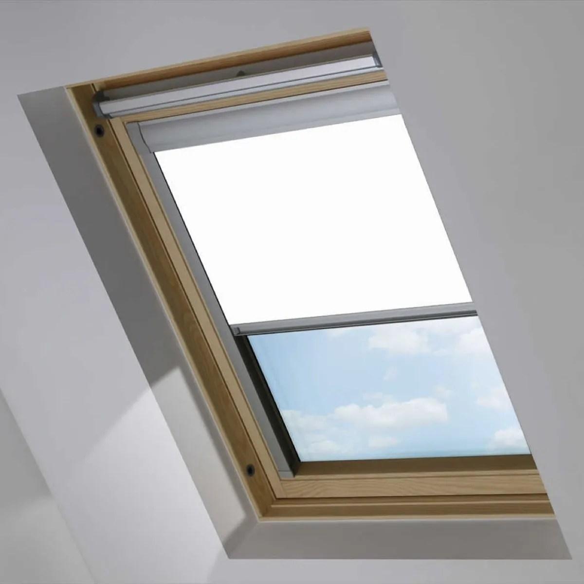 velux dachfenster rollo