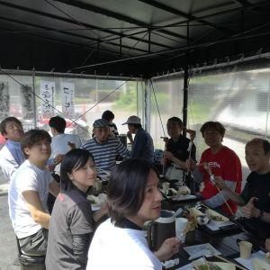 ご予約の12名のお客様です奥多摩湖でバイクミーティングをなさった後に、お昼ごはんに来て下さいました🏍️🏍️🏍️ 今日も晴天で、ツーリング日和ですね️ ご来店ありがとうございました️ http://ikadamitake.com#蔵 #筏 #ikada #japan #Tokyo #mitake #御岳 #御岳山 #mitakesan #御岳山ロックガーデン #武蔵御嶽神社 #多摩川 #御岳渓谷 #奥多摩 #ブドウ山椒 #おにぎり #味玉 #tasty #バイク #ロードバイク #カヌー #カヤック #リバーSUP #デッドエンド #ジムニー #ペット可 #奥多摩湖 #バイクミーティング