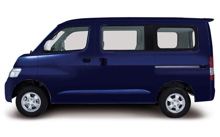 daihatsu bojonegoro gran mx mb biru
