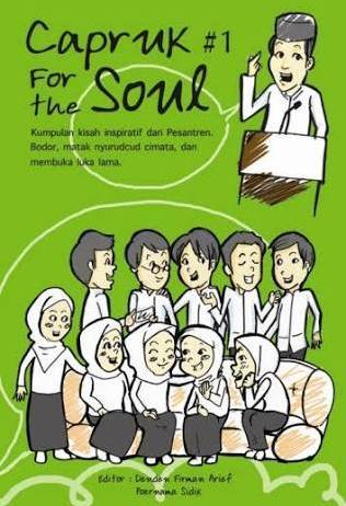 Cover Buku Capruk for the Soul #1