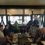 昆布汁を気に入って下さり、よくお仲間を連れて来て下さる東青梅・三和産業の社長さん7人連れと、そして左手前はこのインスタのフォロワーさんのお一人様です皆さまむかし鳥とばくだんはお気に召して下さいましたか?ご来店ありがとうございました️ #蔵 #筏 #ikada #japan #Tokyo #mitake #御岳 #御岳山 #mitakesan #御岳山ロックガーデン #武蔵御嶽神社 #多摩川 #御岳渓谷 #奥多摩 #ブドウ山椒 #おにぎり#tasty #バイク #ロードバイク #デッドエンド #ジムニー #JA22 #ペット可 #昆布