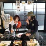 こちらのお二人もインスタをご覧になって来て下さいました 「肉食べたい!お肉!!」という事で炭鳥 筏を選んで下さったそうです御岳山のロックガーデンをまわってからいらしたとの事で、イイ感じにお腹がすいたでしょうねご来店ありがとうございました #蔵 #筏 #ikada #japan #Tokyo #mitake #御岳 #御岳山 #mitakesan #御岳山ロックガーデン #武蔵御嶽神社 #多摩川 #御岳渓谷 #奥多摩 #ブドウ山椒 #おにぎり#tasty #バイク #ロードバイク #カヌー #カヤック #リバーSUP #デッドエンド #ジムニー #JA22 #ペット可  #炭火焼