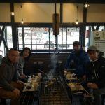 インスタをご覧になって来て下さったお二人は、日の出山の帰りに立ち寄って下さいました左のご夫婦は素敵なワーゲンバスで奥多摩ドライブの途中、お昼ごはんで来て下さいました今日は晴れて、山日和&ドライブ日和ですね ご来店ありがとうございました #蔵 #筏 #ikada #japan #Tokyo #mitake #御岳 #御岳山 #mitakesan #御岳山ロックガーデン #武蔵御嶽神社 #多摩川 #御岳渓谷 #奥多摩 #ブドウ山椒 #おにぎり#tasty #バイク #ロードバイク #カヌー #カヤック #リバーSUP #デッドエンド #ジムニー #JA22 #ペット可 #日の出山 #奥多摩ドライブ #ワーゲンバス